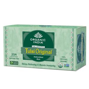 Чай органический из Тулси Оригинальный Organic India, 25 пакетиков