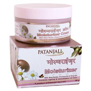 увлажняющий крем для лица Патанджали (Moisturizer Cream Patanjali), 50 мл