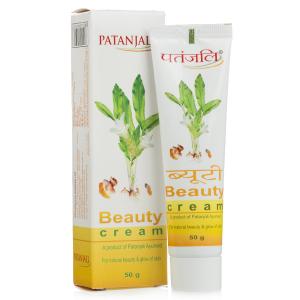 крем для лица Бьюти Патанджали (Beauty Cream Patanjali), 50 гр.