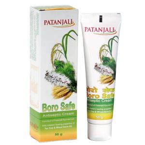 универсальный антисептический крем Боро Сейф Патанджали (Boro Safe Patanjali), 50 гр.