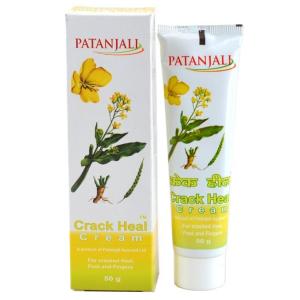 крем для ног от трещин на пятках Патанджали (Crack Heal Cream Patanjali), 50 гр
