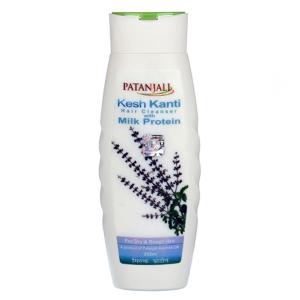шампунь Кеш Канти Патанджали c молочными протеинами (Kesh Kanti Milk Protein, Patanjali), 200 мл.