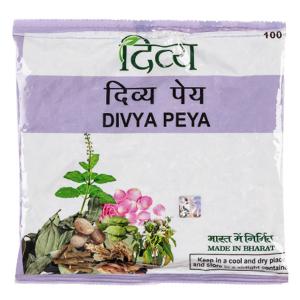 Чай аюрведический травяной Дивья Пейя (Divya Peya), 100 гр