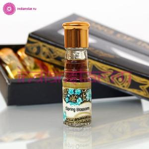 масло парфюмерное Song of India ВЕСЕННИЕ ЦВЕТЫ, 2,5 мл.