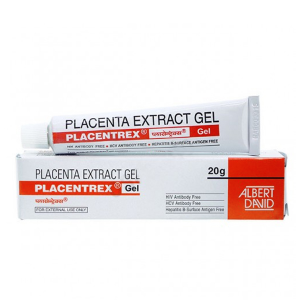 Гель с экстрактом плаценты Плацентрекс (Albert David Placenta Extract Gel Placentrex), 20 г.