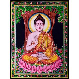 полотно Будда