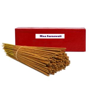 ароматические палочки в цветочной пыльце САРАСВАТИ (Ppure Vrindavan Maa Sarasvati), 200 гр.