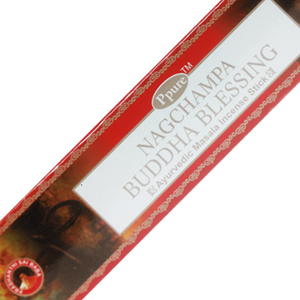 масальные ароматические палочки Блаженство Будды (Buddha Bliessing Ppure), 15 гр.
