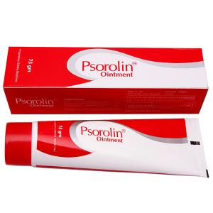 мазь для лечения псориаза Псоролин Сиддха (Psorolin Dr.JRK Siddha), 75 гр.