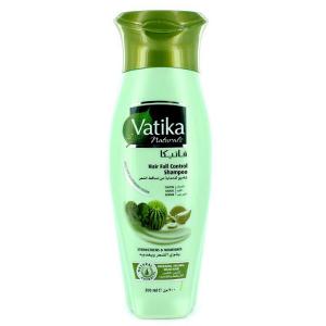 шампунь Dabur Vatika Naturals контроль выпадения волос, 400 мл.