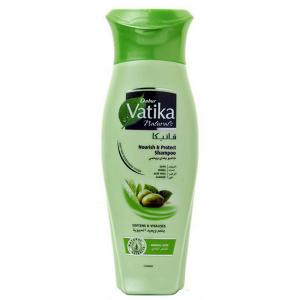 шампунь Dabur Vatika Naturals питание и защита, 400 мл.