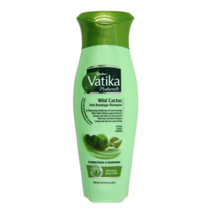 шампунь Dabur Vatika Naturals против ломкости волос, 200 мл.