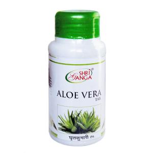 Алоэ Вера Шри Ганга (Aloe Vera Shri Ganga), 60 таблеток