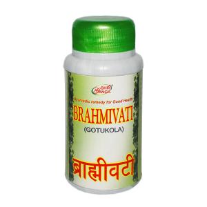 Брахмивати Шри Ганга (BrahmiVati Shri Ganga), 200 таблеток