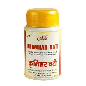Кримихар Вати Шри Ганга (Krimihar Vati Shri Ganga), 50 гр