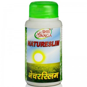 Натурслим Шри Ганга (Natureslim Shri Ganga), 100 таблеток