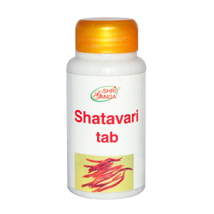 Шатавари (Shatavari) Шри Ганга (Shri Ganga) 120 таблеток
