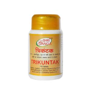Трикунтак Шри Ганга (Trikuntak Shri Ganga), 100 таблеток