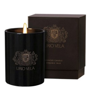 ароматическая свеча Мифы Востока Lirio Vela, 225 мл