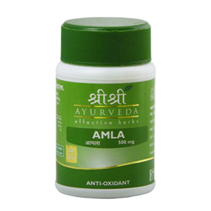 Амла Шри Шри Аюрведа (Amla Sri Sri Ayurveda), 60 таблеток