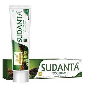 натуральная зубная паста Суданта Шри Шри Аюрведа (Sudanta Sri Sri Ayurveda), 100 гр.
