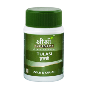 Туласи Шри Шри Аюрведа (Tulasi Sri Sri Ayurveda), 60 таблеток