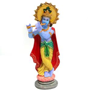 статуэтка Кришна Мурали, полистоун