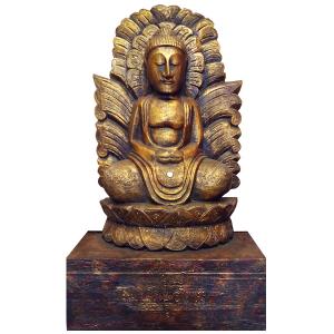 большая статуя Будда Амитабха