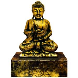 большая статуя Будда Амогхасиддхи