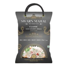 Рис Классик Сварн Махал (rice Classic Swarn Mahal), 5 кг