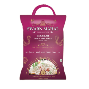 Рис Регуляр Сварн Махал (rice Regular Swarn Mahal), 5 кг