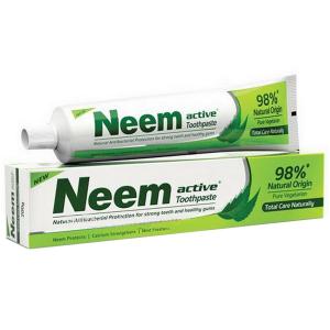 зубная паста с экстрактом Нима для комплексного ухода за полостью рта, 120 гр.