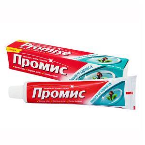 зубная паста Dabur Promise защита от кариеса, 100 гр.