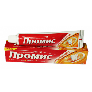 зубная паста Dabur Promise от зубного камня, 100 гр.