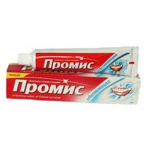 зубная паста Dabur Promise отбеливающая, 100 гр.