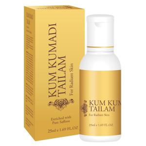 масло Кумкумади (Kum Kumadi Tailam Vasu), 25 мл