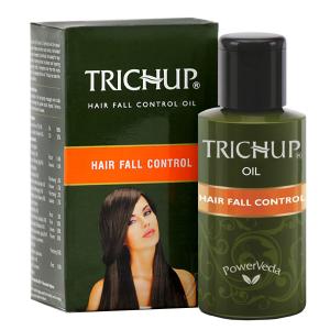 масло против выпадения волос Тричуп (Trichup oil hair fall control), 100 мл.