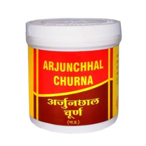 Арджуна Чурна Вьяс (Arjunchhal Churna Vyas Pharmaceuticals), 100 гр.