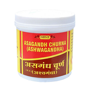 Ашваганда чурна Вьяс (Ashwagandha Vyas Pharmaceuticals), 100 грамм