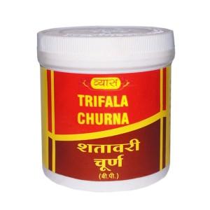 Трифала Чурна Вьяс (Trifala Churna Vyas Pharmaceuticals), 100 гр.