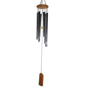музыка ветра 6 трубочек, высота 82 см.