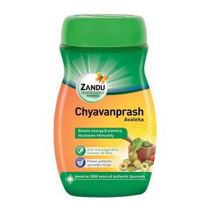 Чаванпраш Занду (Zandu Chyavanprash), 450 гр.