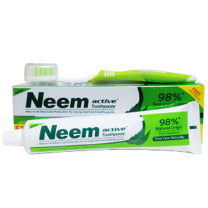 зубная паста Ним Актив Джйоти (Neem Active Toothpaste, Jyothy), 200 гр.