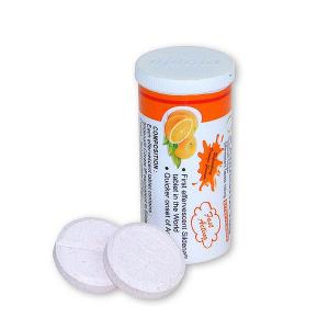 Камагра физ-100мг Силденафил цитрат (Kamagra Fizz 100mg Sildenafil Citrate), 7 таблеток