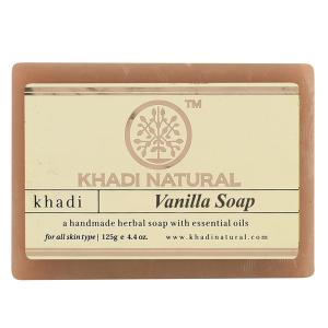 Натуральное мыло Кхади Ванить (Khadi Vanilla Soap), 125 грамм