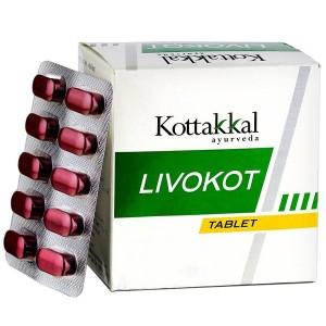 Ливокот Коттаккал Аюрведа (Livokot Kottakkal Ayurveda), 100 таблеток