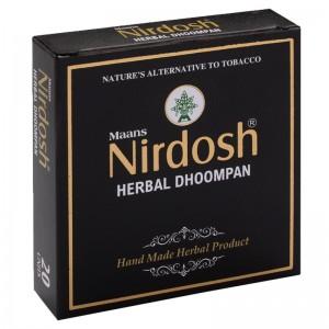 Нирдош аюрведические сигареты без никотина (Nirdosh Maans), 20 сигарет