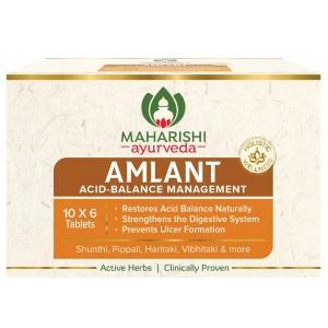 Амлант Махариши Аюрведа (Amlant Maharishi Ayurveda), 60 таблеток