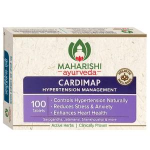 Кардимап (Cardimap Maharishi Ayurveda), 100 таблеток