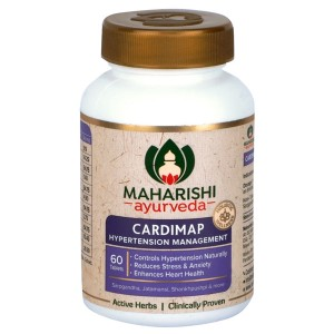 Кардимап Махариши Аюрведа (Cardimap Maharishi Ayurveda), 60 таблеток